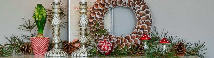 Weihnachtsdeko Für 1 Euro.Weihnachtsdeko Skandinavische Deko Für Advent Weihnachten