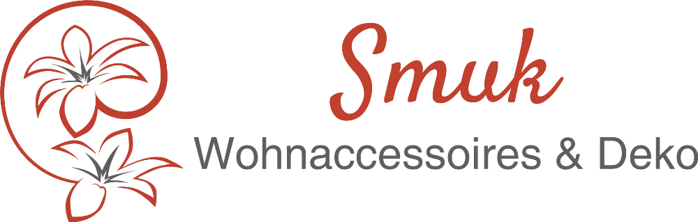 Wohnaccessoires, Geschirr & Deko Shop - Smuk-Logo