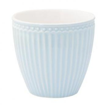 "Becher - Latte cup ""Alice pale blue"" von GreenGate EVERYDAY"